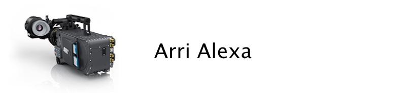 Arri Alexa