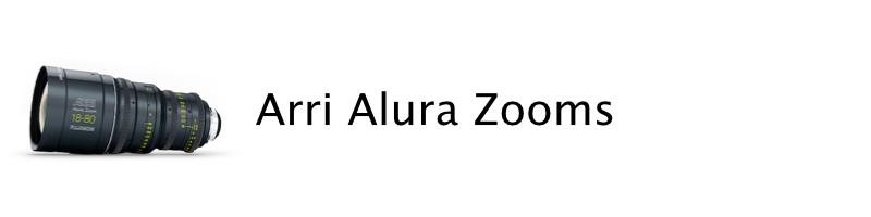 Arri Alura zooms