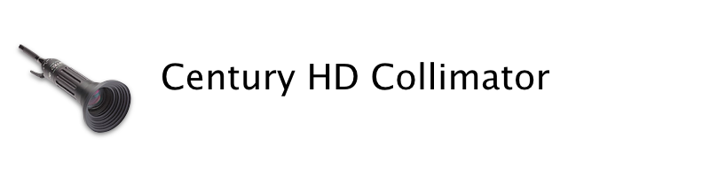 Century HD Collimator