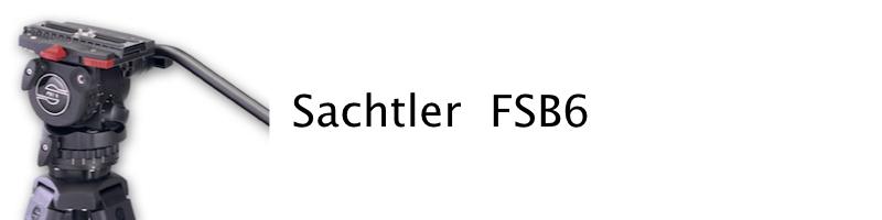 Sachtler fsb6