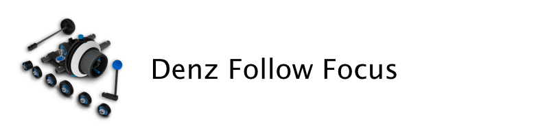 Denz follow focus
