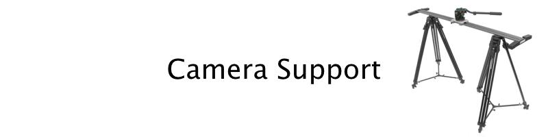 Camera support grip