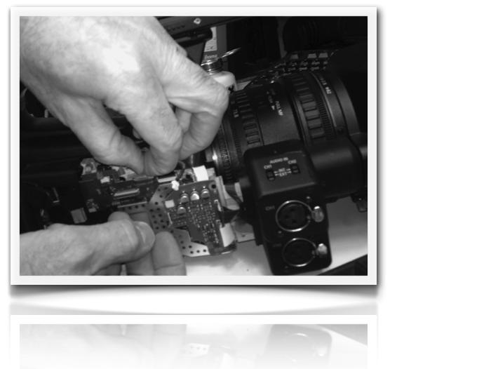 Camera repair Scotland