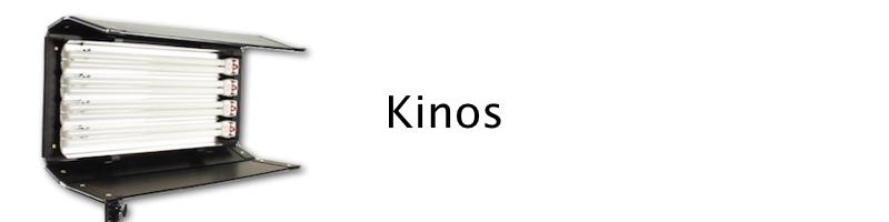 Kinoflo Lights