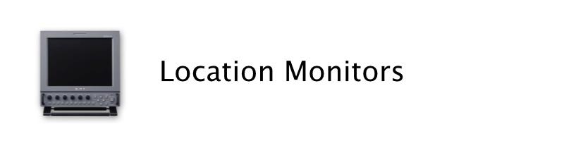location monitors