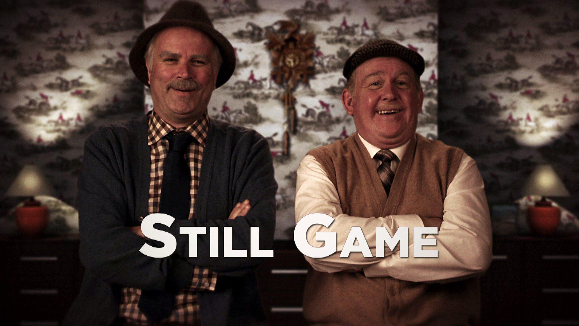 Progressive Broadcast Hire provide the camera facilities for BBC's Still Game