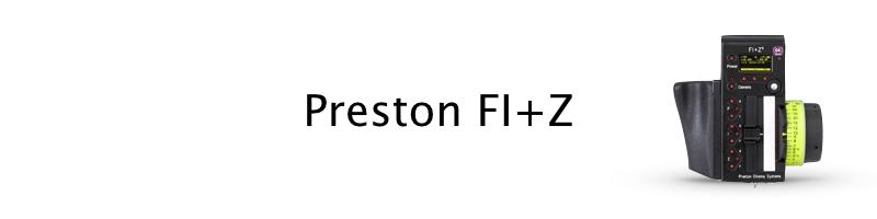 Preston G4 FI+Z wireless LCS