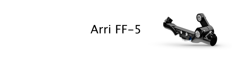 Arri FF5 follow focus