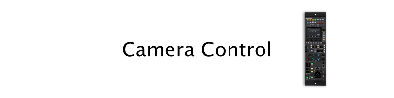 Sony RCP1500 CCU