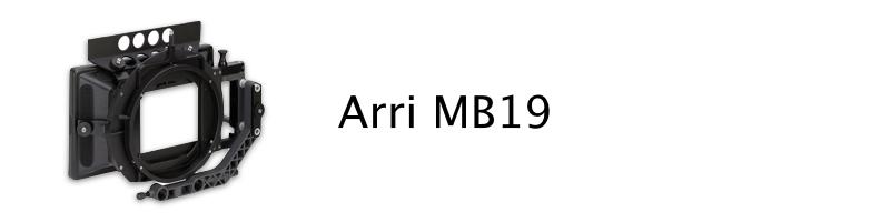 Arri MB19 production matte box