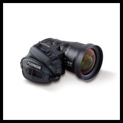 Fujinon Cabrio lenses - 19-90mm and 85-300mm