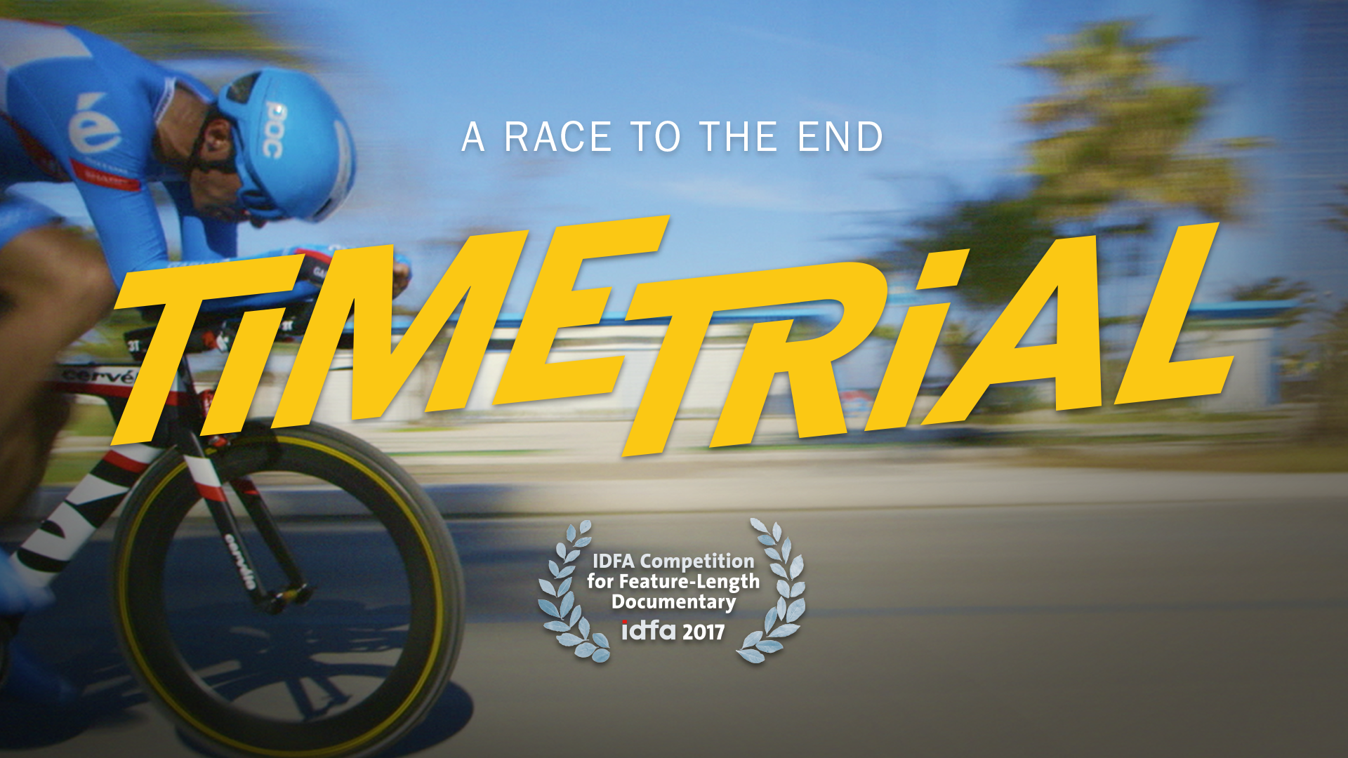 Time Trial - A Race to the end. David Millar