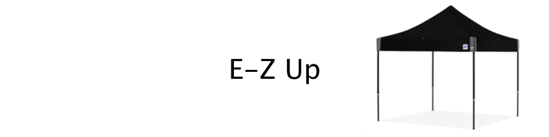 E-Z Up shelter