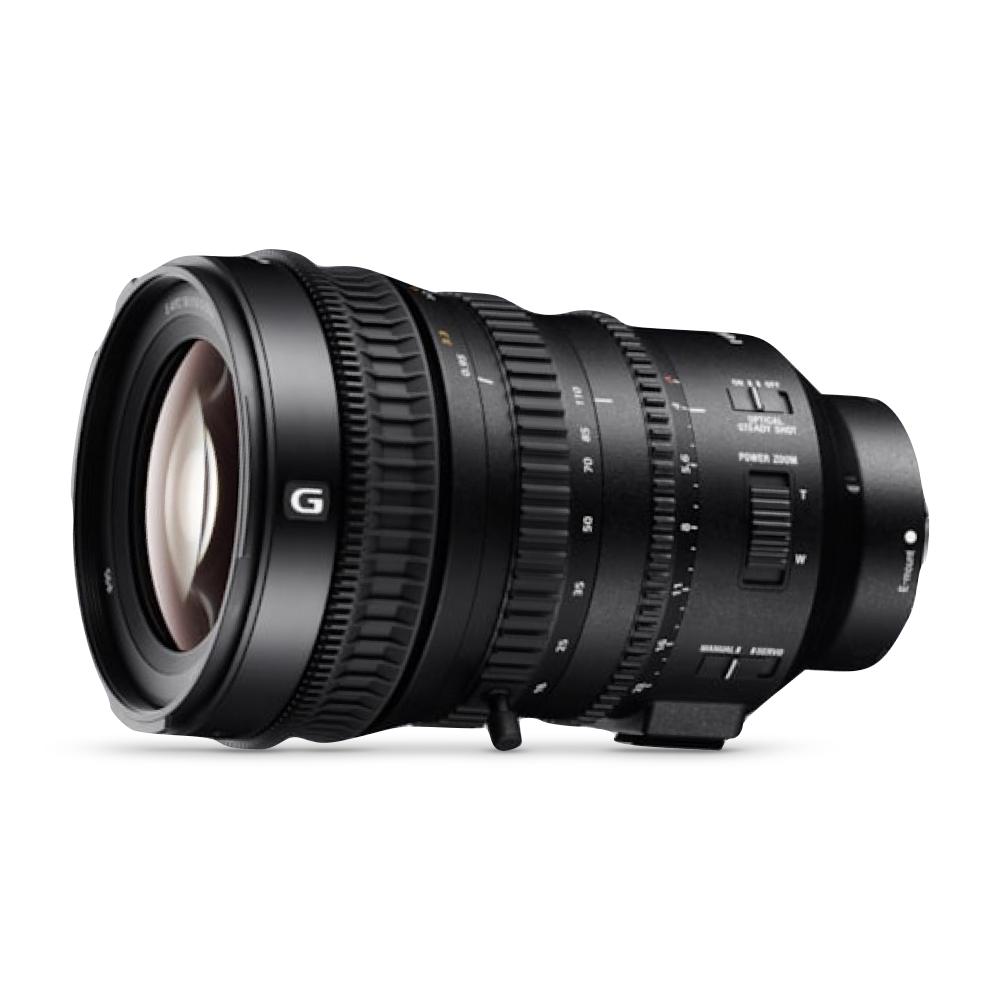 Sony 18-110 E