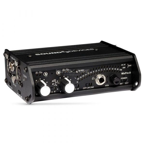 MixPre-D, 2 Channel