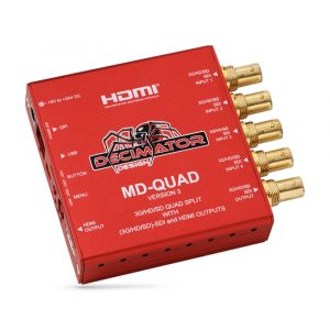 Quad Splitter
