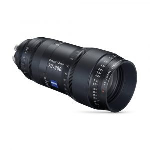 Compact zoom