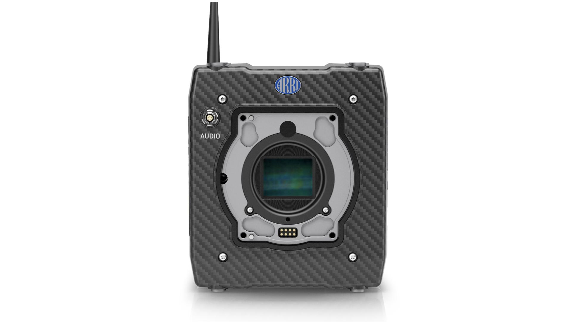 ALEXA Mini sensor