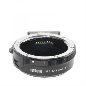 Metabones EF to Micro Four Thirds T Smart Adapter