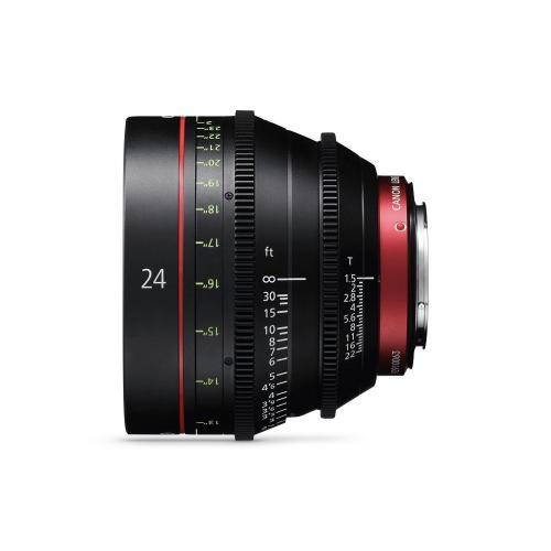 Canon eos 24mm