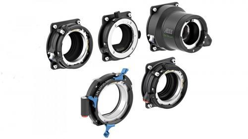 ALEXA Mini lens mounts